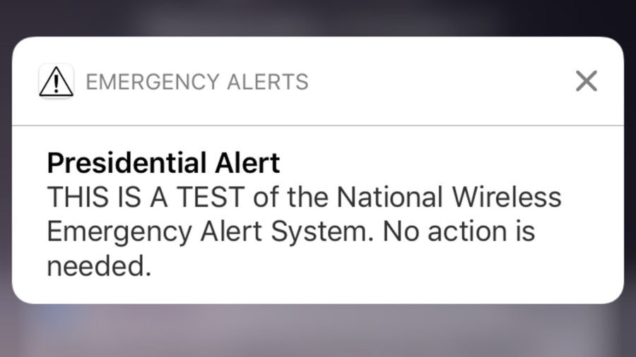 Wireless Emergency Alerts Sound In Hawaii