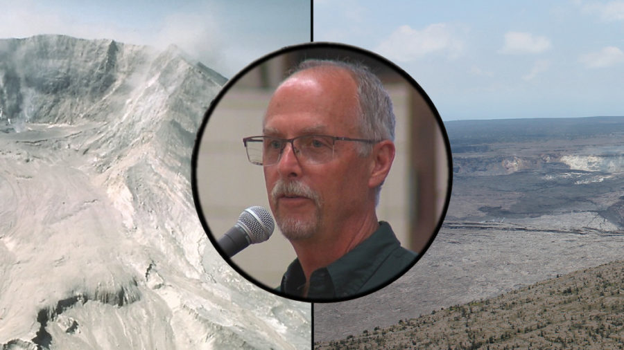 Volcano Collapses Bookend Career Of HVO Deputy Scientist-in-Charge
