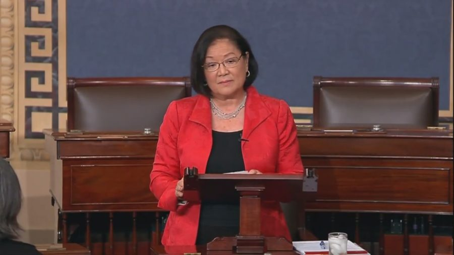 "VIDEO: Sen. Hirono Calls FBI Kavanaugh Investigation A ""Sham"""