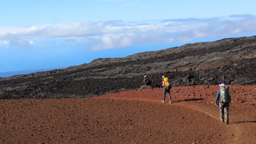 Mauna Loa Road, Trail Reopen On October 8
