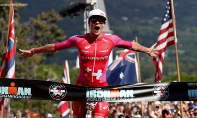 VIDEO: Jellyfish Stings Can't Stop Ironman Womens Champ Daniela Ryf