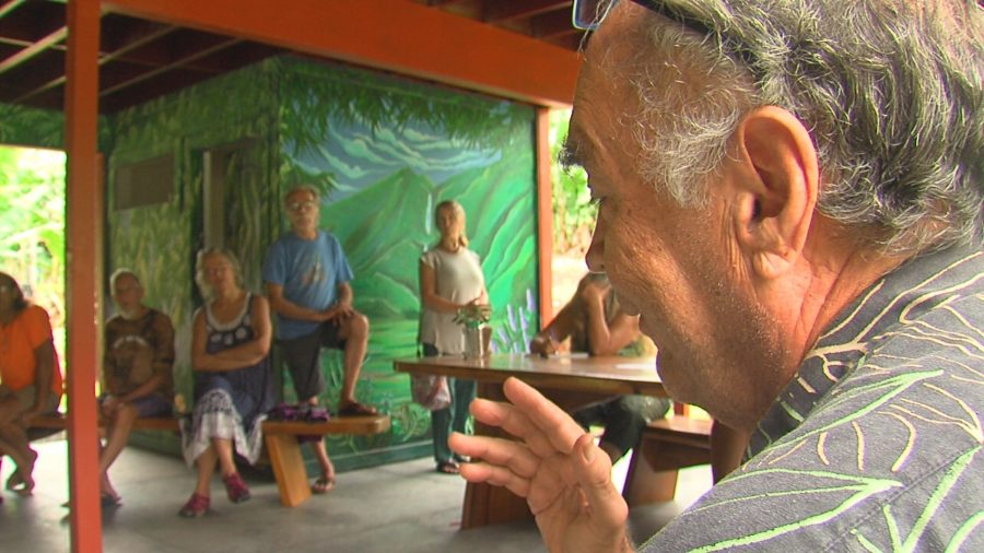 VIDEO: Lava-Locked Puna Community Plans Push For Access Roads