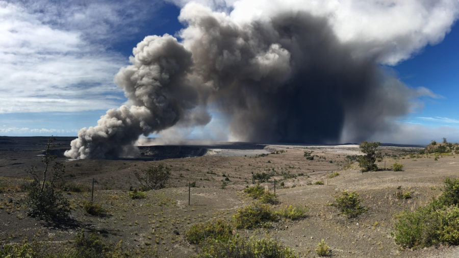 VOLCANO WATCH: Salts On Volcanic Ash Analyzed