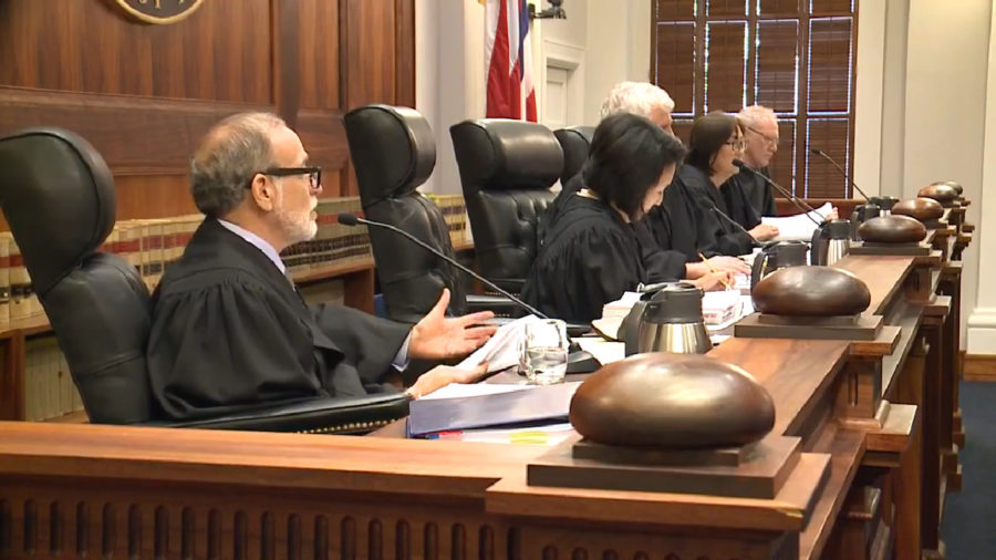 Hawaii Supreme Court Ruling Renders Con Am Ballot Question Invalid