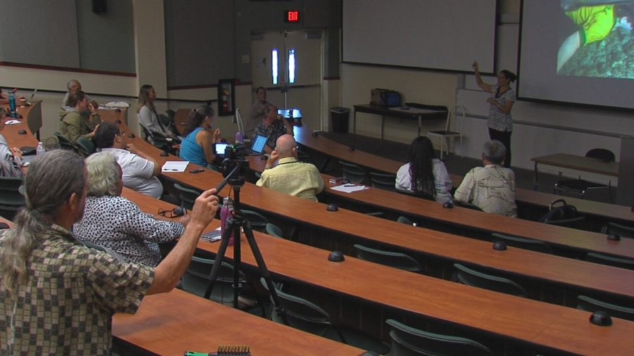 VIDEO: Coral Reef Alliance Talks Puako Water Quality