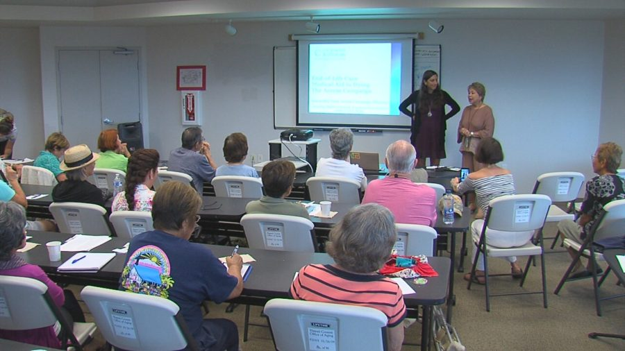 FULL VIDEO: Medical Aid In Dying Presentation In Hilo