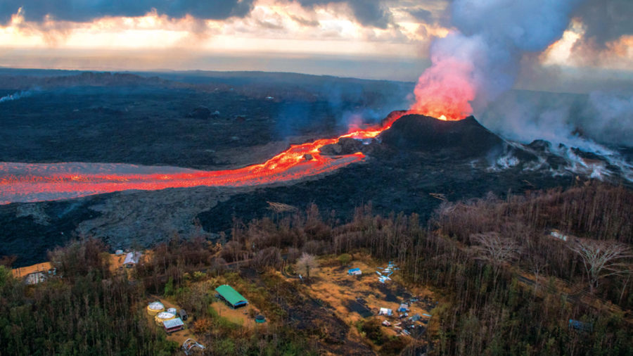 VOLCANO WATCH: Kilauea 2018 Events A Watershed For Science