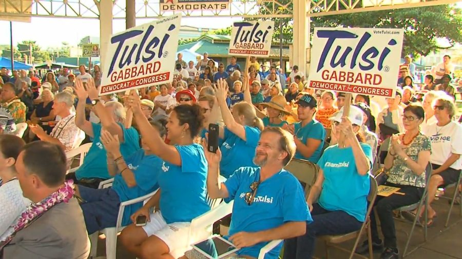 TODAY: On Eve Of General Election, Democrats Ready For Grand Rally
