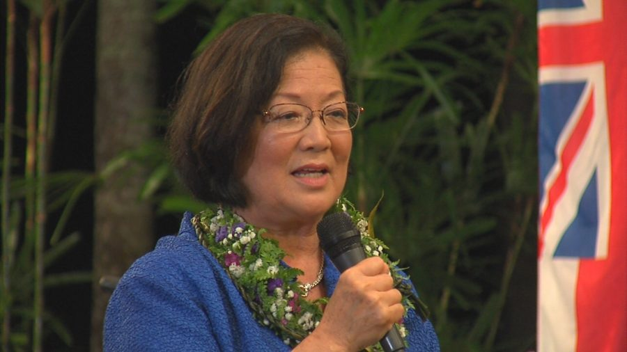 VIDEO: At Rally, Hawaii Democrats Focus On National Midterm Elections