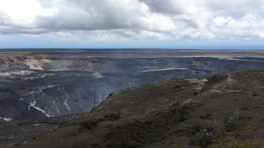 VOLCANO WATCH: Comparing 2018 Kilauea Summit Collapse To 1868