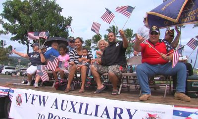 VIDEO: Hawaii Island Veterans Day Parade Held In Hilo