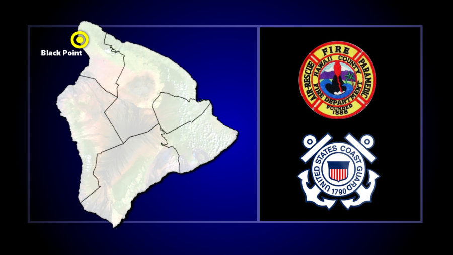 Missing Freediver Reported Off Black Point In Kohala