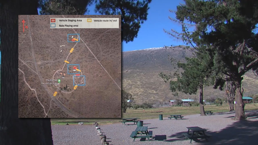 Mauna Kea Rec Area Military Training Raises Concern