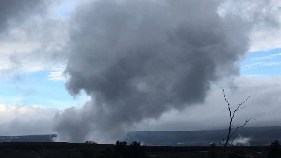VOLCANO WATCH: What's That New Smell?
