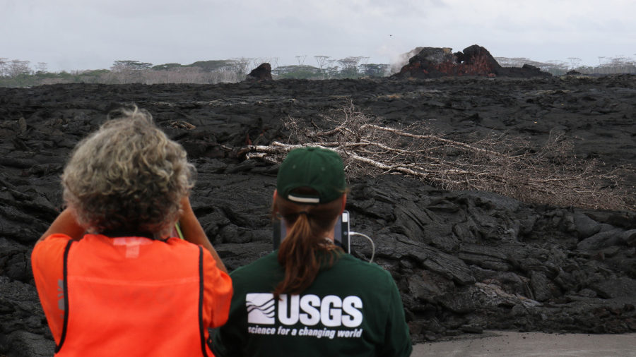 Scientists Continue Kilauea Monitoring, No Changes This Week