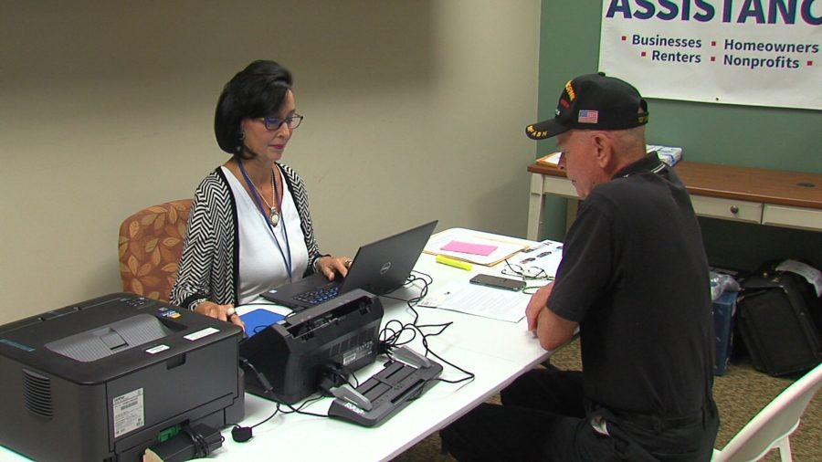 VIDEO: SBA Disaster Recovery Center Opens In Hilo