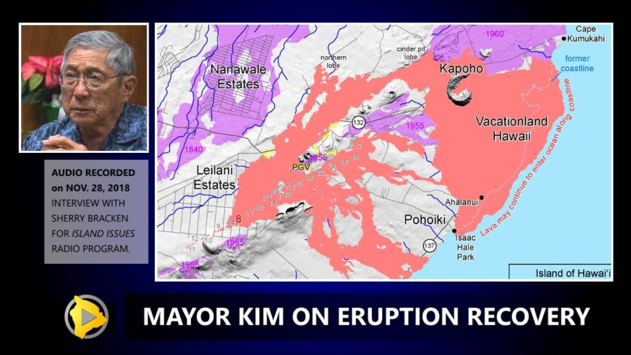 VIDEO: Mayor Kim Reflects On Volcano Eruption Recovery