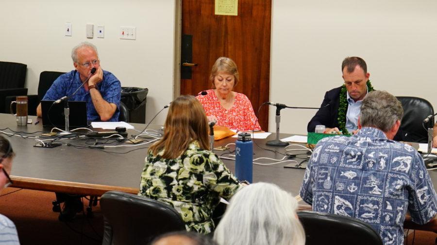 Big Island State Senators Land Leadership Positions