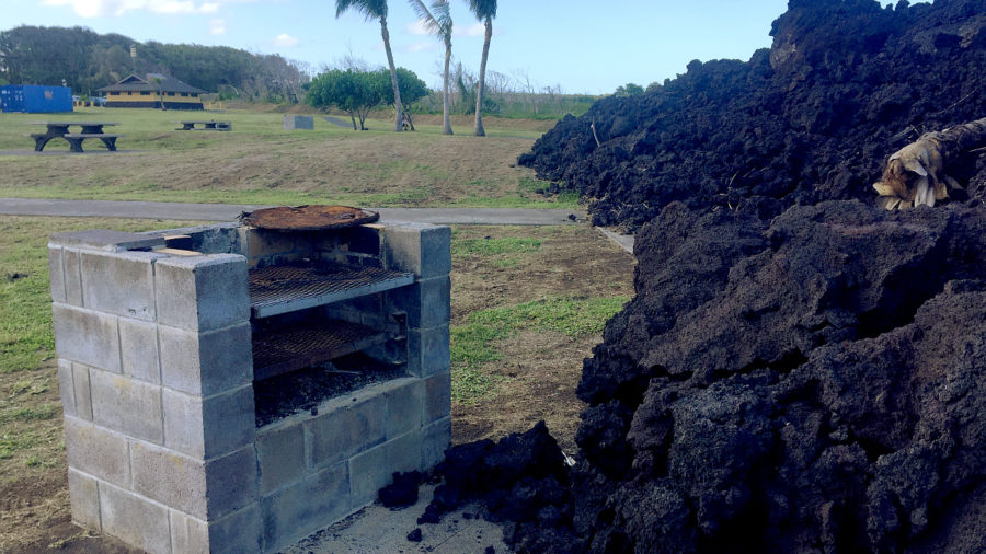 Some Lava Prohibitions Lifted In 6th Supplementary Emergency Proclamation