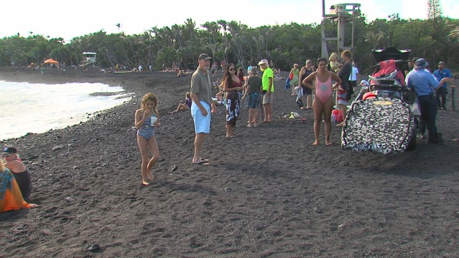 VIDEO: Isaac Hale Beach Park At Pohoiki Reopens