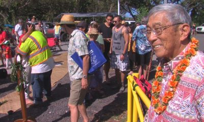 VIDEO: Emotional Pohoiki Blessing Before Reopening