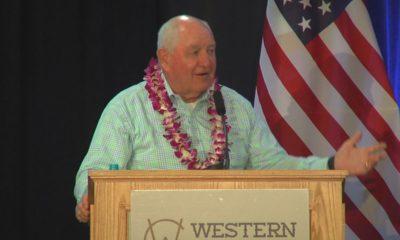 VIDEO: On Hawaii Island, Ag Secretary Perdue Comments On 2019 Farm Bill