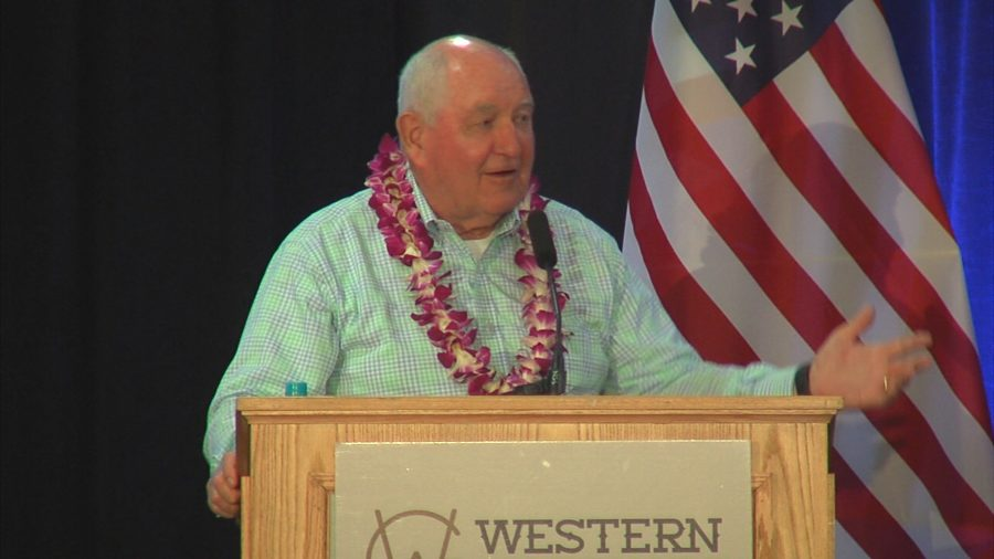 VIDEO: On Hawaii Island, Ag Secretary Perdue Comments On 2019 Farm Bill