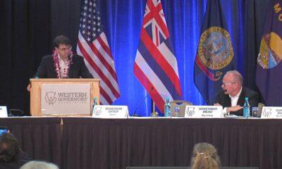 VIDEO: Secretary of Veterans Affairs Robert Wilkie Speaks In Kohala