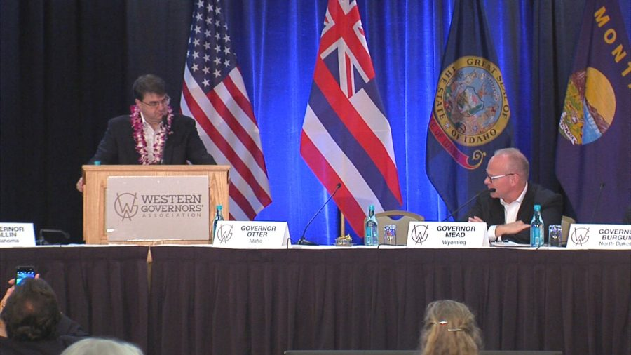 VIDEO: Secretary of Veterans Affairs Robert Wilkie Speaks In Kohala
