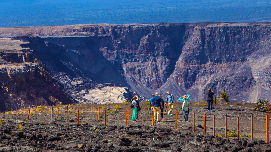 Hawaii Volcanoes National Park Sets Holiday Schedule