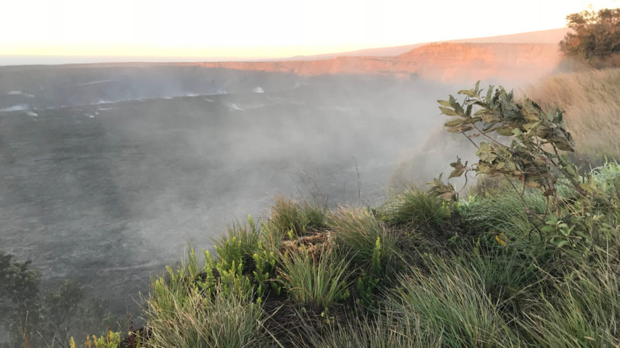 VOLCANO WATCH: Scientists Check Water Well Level At Kilauea Summit