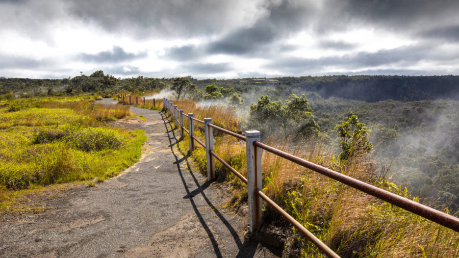 Federal Shutdown: Hawaii Volcanoes National Park To Remain Open