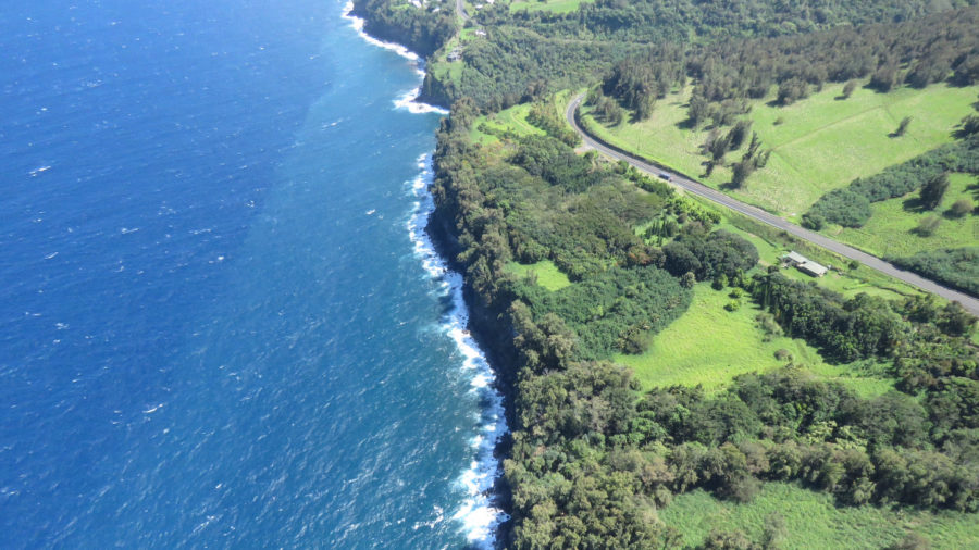 Another Wastewater Discharge Reported Below Big Island Dairy