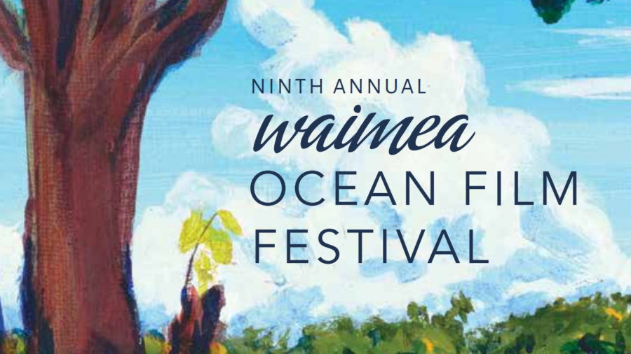 Waimea Ocean Film Festival Begins January 1