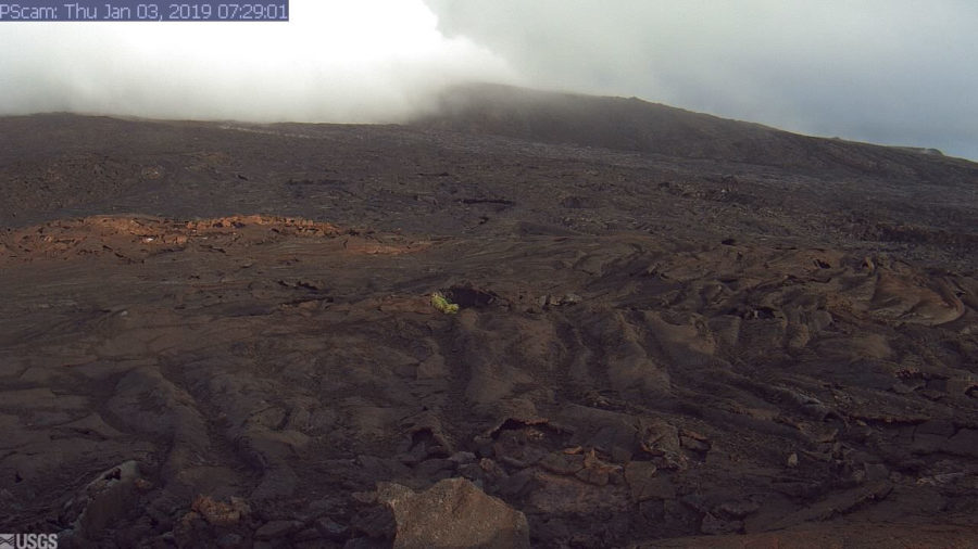 Weekly Kilauea Volcano Update Shows Inflation Downrift Has Slowed