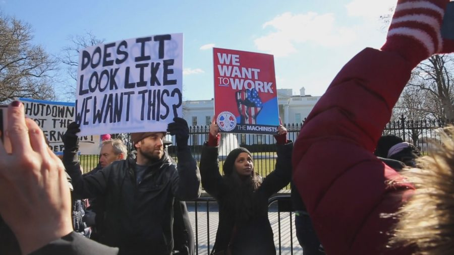 Federal Shutdown Now Longest In U.S. History