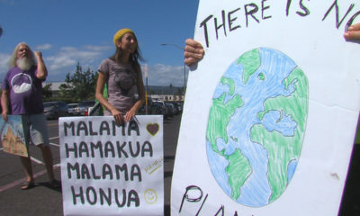 VIDEO: Activists Gear Up For Hawaii Legislative Session