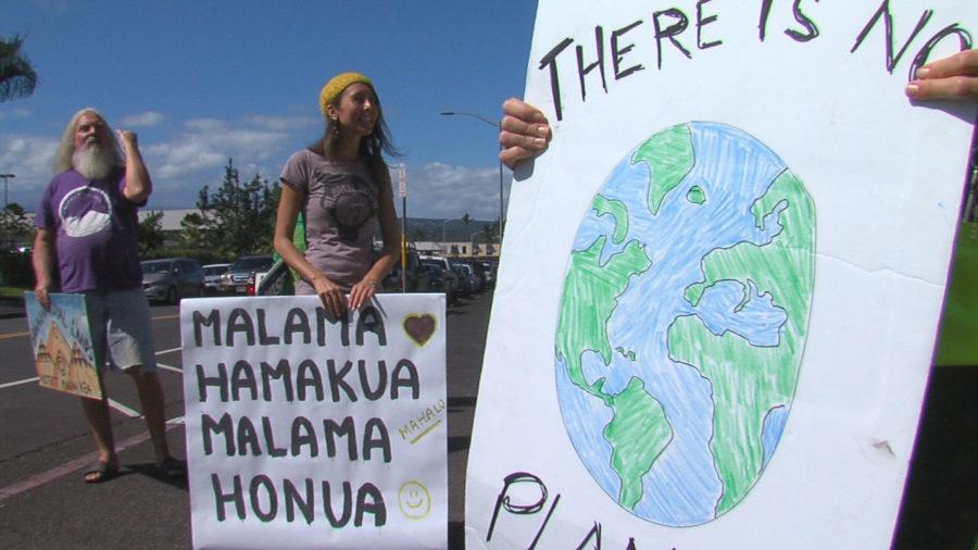 VIDEO: Activists Gear Up For Hawaii Legislative Session