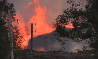 VIDEO: Eruption Recovery Confusion Before Legislative Session