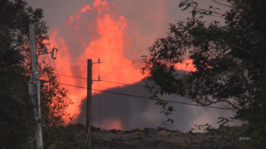 VIDEO: Eruption Recovery Confusion Before Legislative Session