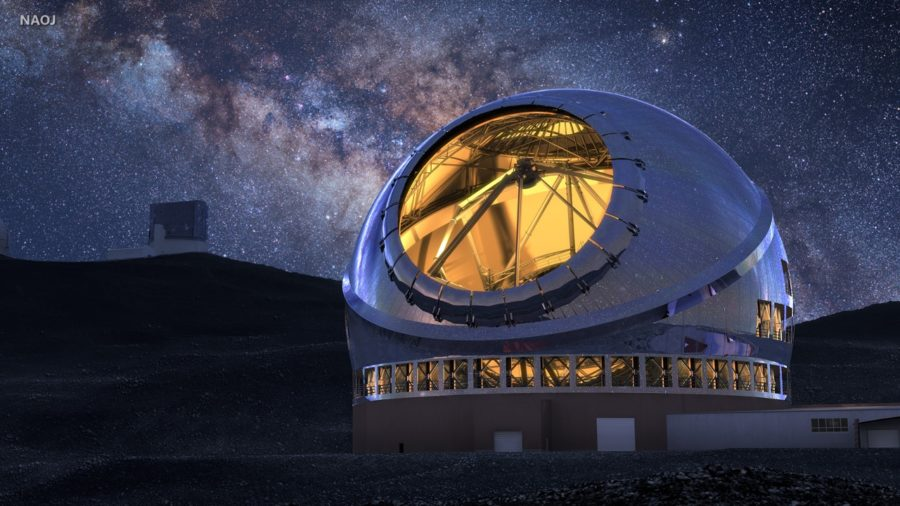 VIDEO: Thirty Meter Telescope Briefing At The Capitol