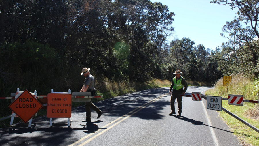 Hawaii Volcanoes National Park Back To Normal Operations