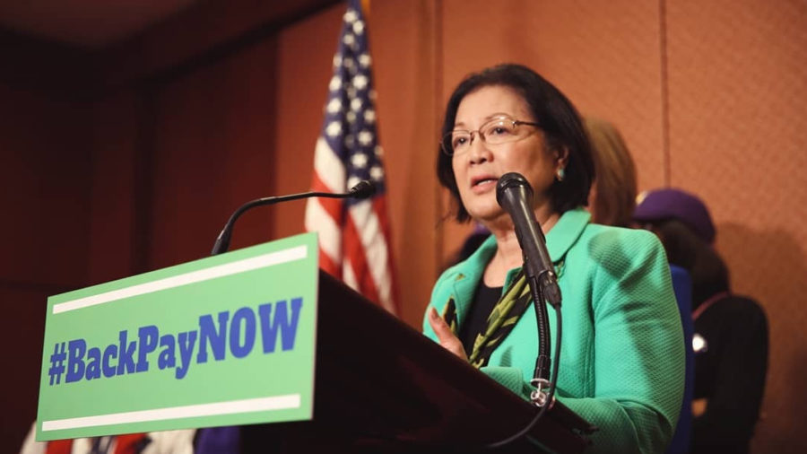 VIDEO: Hawaii U.S. Senators Continue Fight For Federal Workers