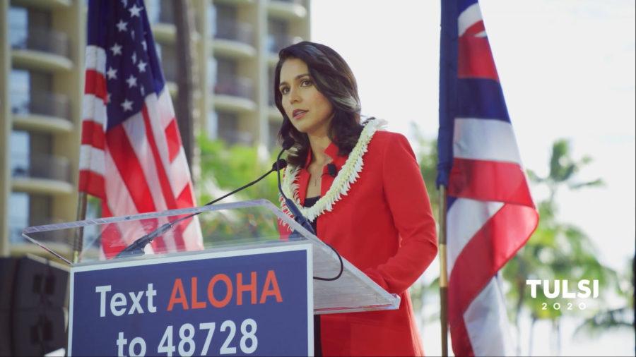 VIDEO: Tulsi Gabbard Kicks Off 2020 Presidential Campaign