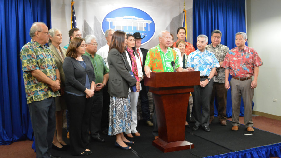 Kilauea Disaster Recovery Bill Advances, Half County Ask