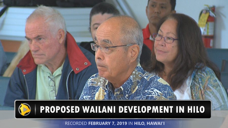 VIDEO: Wailani Project Action Delayed After Opposition Voiced