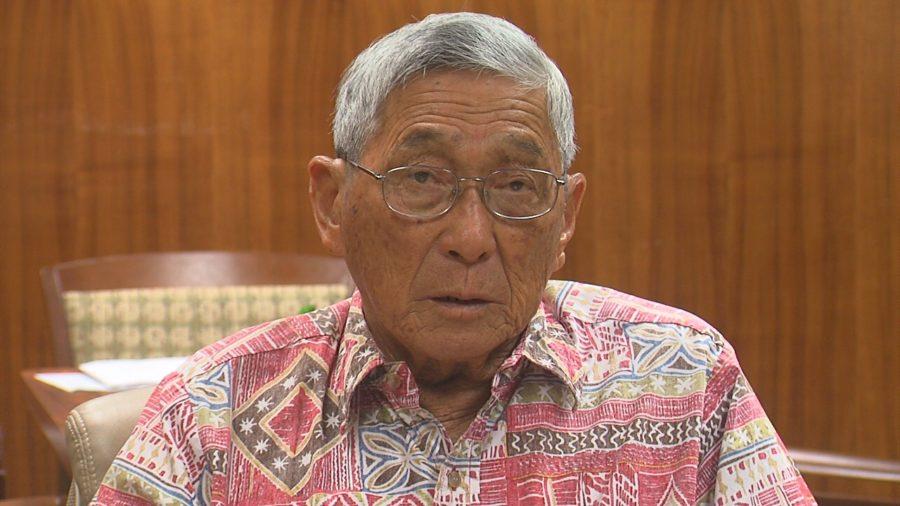 VIDEO: Mayor Kim Finishes Mauna Kea Vision Statement