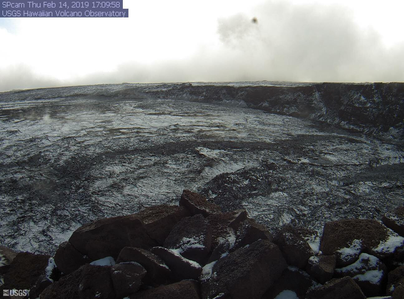 Winter Storm Warning Bring It On Says >> Snow On Hawaii Summits As Winter Storm Warning Lifted