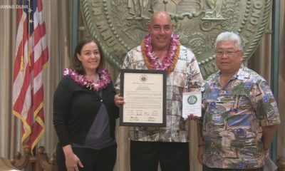 VIDEO: Hawaii Island MVP named In Invasive Species Fight