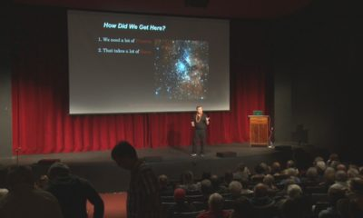 "VIDEO: Keck ""Time Machines"" Put Universe In Reverse"